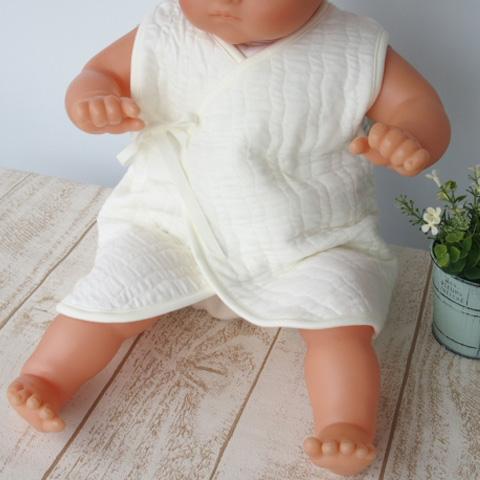 新生児ベビーベスト