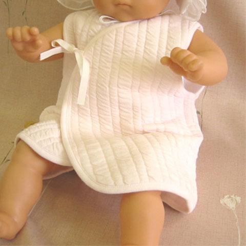 新生児 防寒用肌着