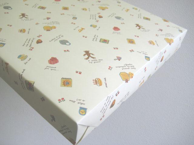 ベビーネットショップ ギフト用包装紙