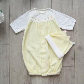 新生児 ツーウェイオール 日本製 夏物