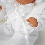 新生児 退院 お宮参り ベビードレス