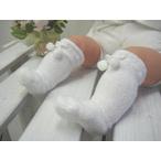 新生児用靴下 赤ちゃん用靴下 ブーティ ベビー用靴下