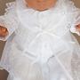 日本製新生児用ベビードレスセレモニードレス