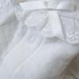 日本製 冬物 ベビードレス セレモニードレス