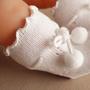 ベビーソックス 靴下 赤ちゃん 日本製 無地 白 シンプル