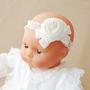 新生児ベビー用ヘアバンド 日本製